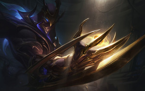 Preview wallpaper Zed, League Of Legends, Video Game