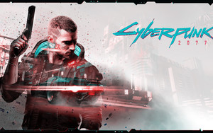 Preview wallpaper Video Game, Art, Cyberpunk 2077