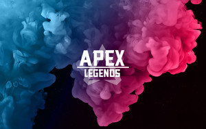 Preview wallpaper Video Game, Apex Legends, Smoke