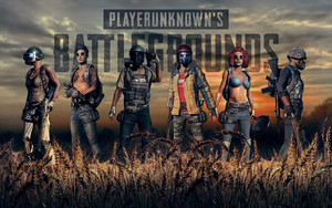 Preview wallpaper of Player Unknown's BattleGrounds, PUBG, Video Games