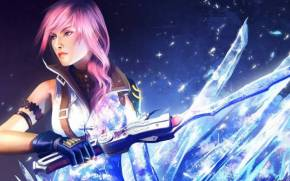 Preview wallpaper  Final <b>fantasy</b> 8, Mathia Arkoniel, Lightning Farron