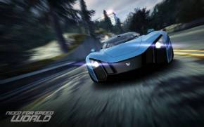 Preview wallpaper  Need <b>for</b> speed World, MaRussia B2