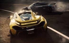 Смотреть обои need for speed rivals,, mclaren p1, koenigsegg