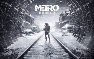 Preview wallpaper of Metro Exodus, Poster, Game