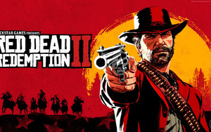 Preview wallpaper of Red Dead Redemption 2, Poster, Rockstar