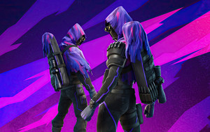 Preview wallpaper Fortnite, Video Game