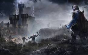 Preview wallpaper  Middle-earth: <b>Shadow</b> of Mordor, Talion