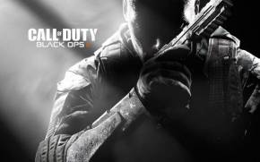Preview wallpaper call of duty, black ops 2, солдат