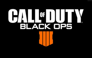 Preview wallpaper of Call of Duty Black Ops 4, Poster, AcTiViSioN