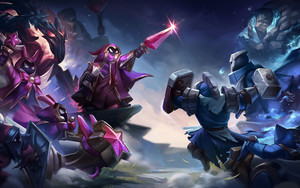 Preview wallpaper Video Game, League Of Legends