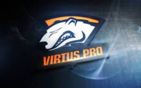 Preview wallpaper of Virtus.pro, Виртус.про, counter-strike, лого