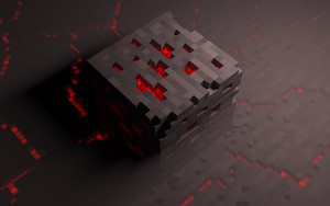 Preview wallpaper of Video Game, Cube, Minecraft