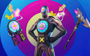 Preview wallpaper Video Game, Fortnite