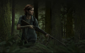 Preview wallpaper of Ellie, The Last of Us 2, Video Game, E3