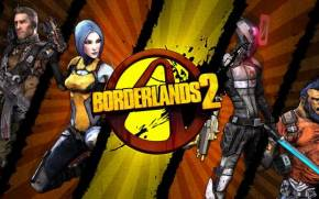 Смотреть обои Borderlands 2 FPS RPG Unreal Engine 3