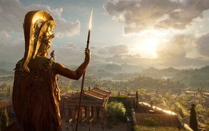 Preview wallpaper of Video Game, Assassin's Creed Odyssey, E3