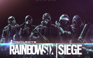Смотреть обои Tom Clancy's Rainbowsix Siege