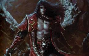 Preview wallpaper  Castlevania: Lords of <b>Shadow</b> 2, Габриэль Белмонт