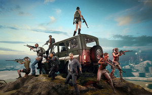 Preview wallpaper of PlayerUnknown's Battlegrounds, Poster, PUBG