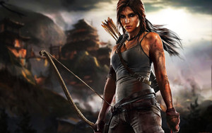 Preview wallpaper of Tomb Raider, Game, Poster