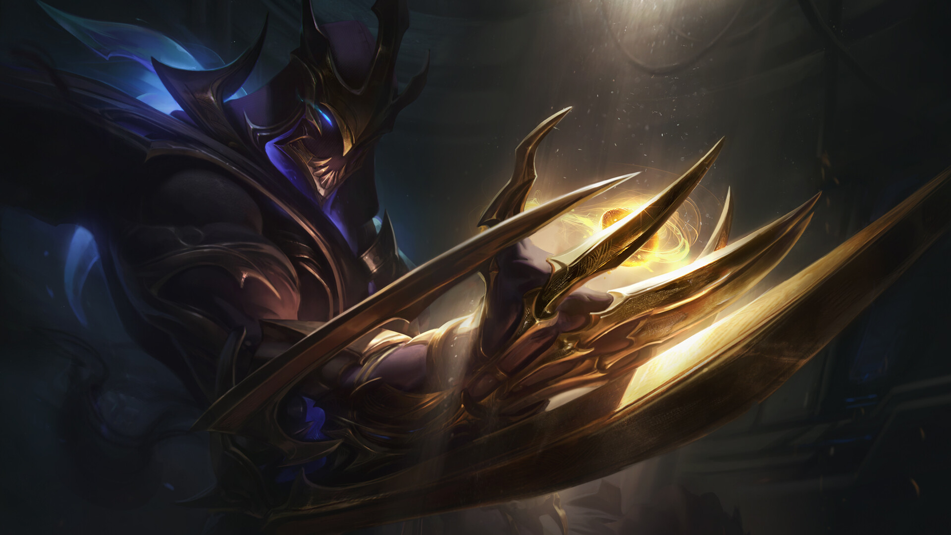 Wallpaper of Zed, League Of Legends, Video Game background ...