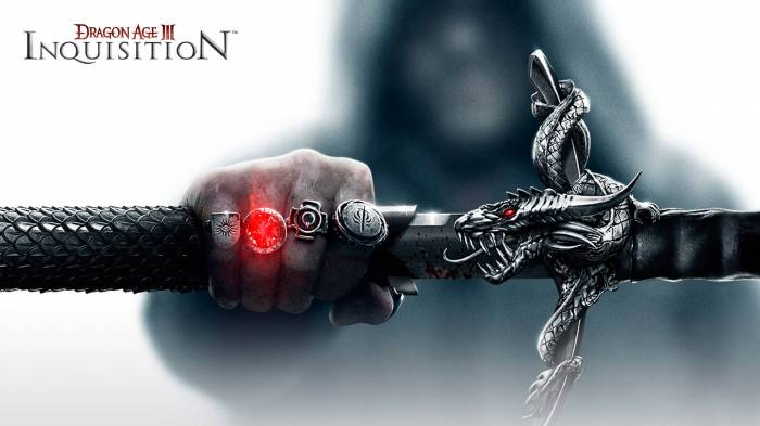 Обои Dragon Age: Inquisition