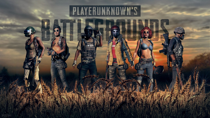 HD Wallpaper of Player Unknown's BattleGrounds, PUBG, Video Games