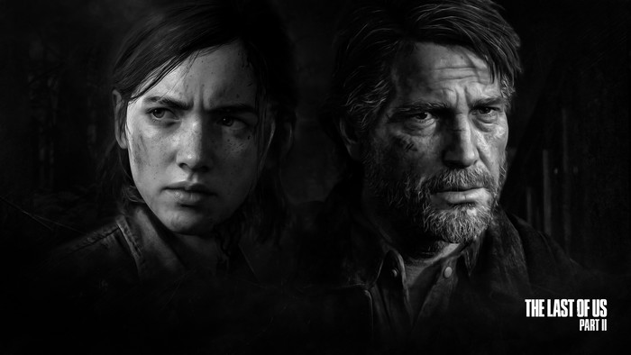 Wallpaper of Video Game, The Last of Us Part II, Poster background & HD image