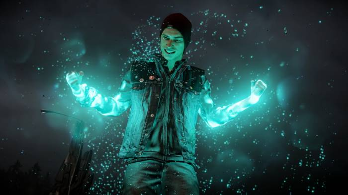 HD Wallpaper of Infamous: Second Son