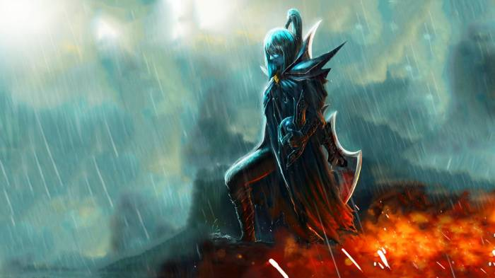HD Wallpaper Dota, Phantom Assassin