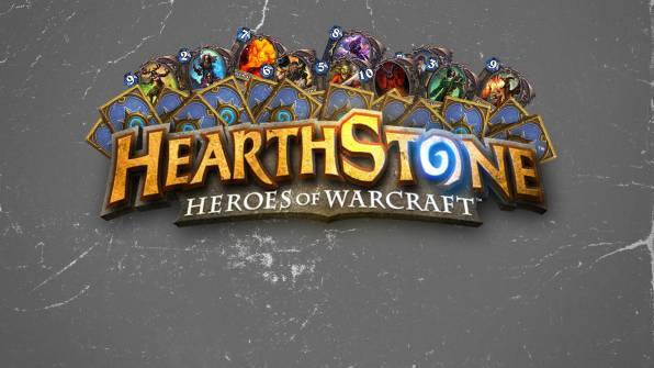 Обои hearthstone, heroes of warcraft, карты
