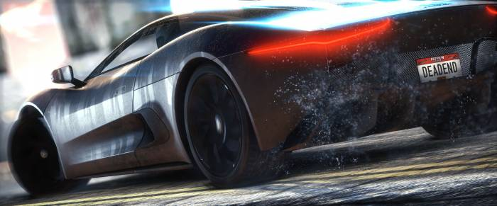 Обои Need for Speed: Rivals