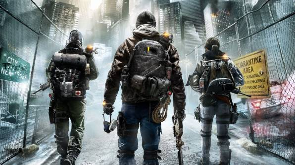 Обои Tom Clancy's The Division