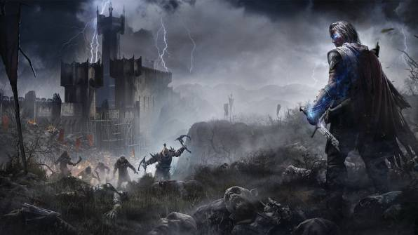 Превью обои: Middle-earth: Shadow of Mordor, Talion
