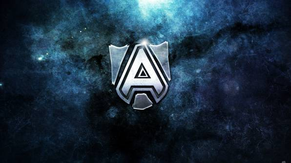 Обои The Alliance, Dota 2