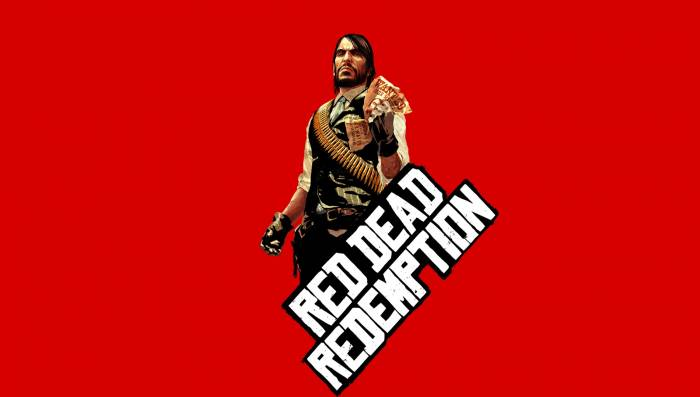 HD Wallpaper of Red Dead Redemption