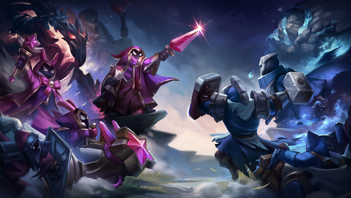 Wallpaper of Video Game, League Of Legends background & HD image