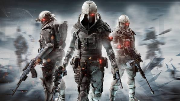 Обои Tom Clancy's Ghost Recon Online
