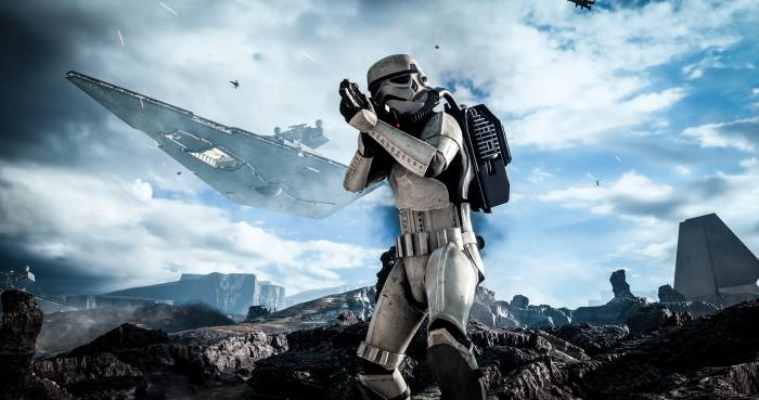Обои Star Wars: Battlefront