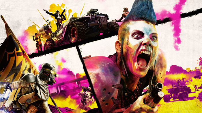 Wallpaper of Video Game, Rage 2, Poster background & HD image