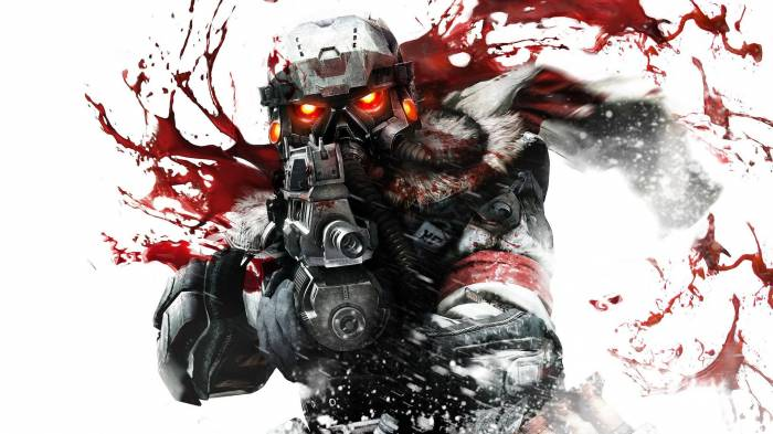HD Wallpaper of Killzone 3, солдат, оружие
