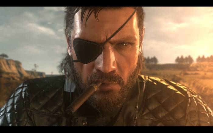 Обои Big Boss, Metal Gear Solid V: The Phantom Pain