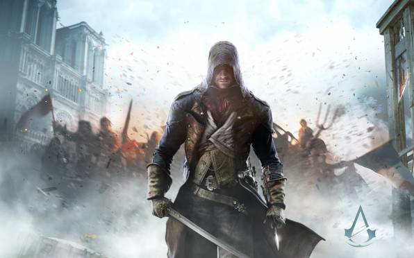 Превью обои: Assassin's Creed: Unity, Франция