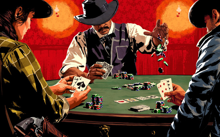 Wallpaper of Poker, Red Dead Redemption 2, RDR2 background & HD image