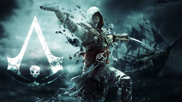 HD Обои Assassin's Creed IV: Black Flag, ассасин, пират
