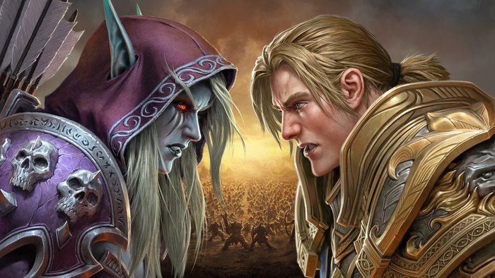 Wallpaper of World of Warcraft, Battle for Azeroth, Video Game background & HD image