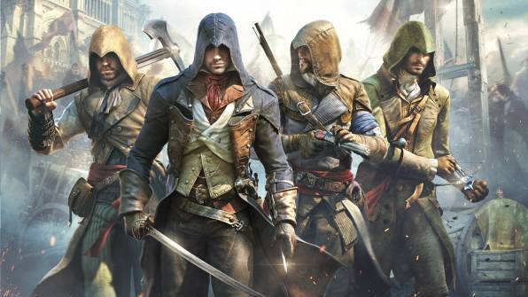Обои Assassin's Creed: Unity