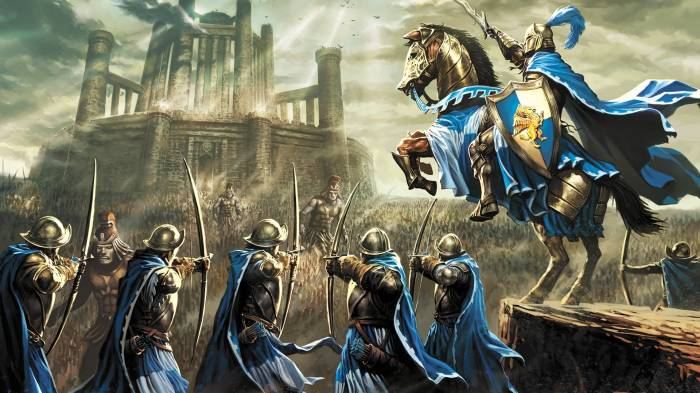 Превью обои: Heroes of Might and Magic III