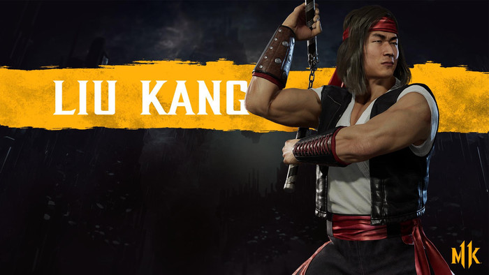Wallpaper of Liu Kang,  Mortal Kombat 11, Video Game background & HD image