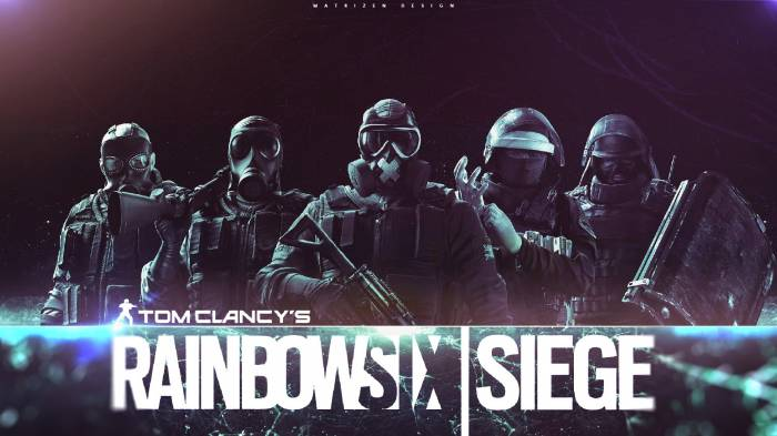 Обои Tom Clancy's Rainbowsix Siege
